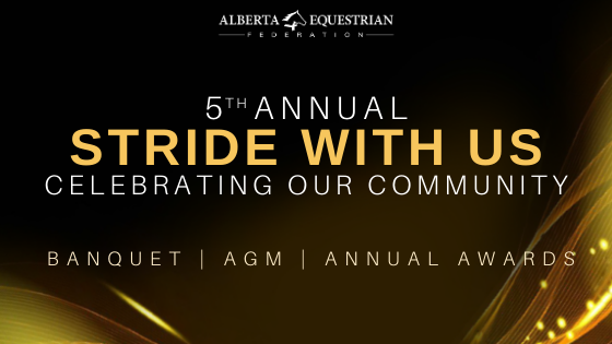 CANCELLED - 5th Annual Stride With Us & AGM @ Holiday Inn & Suites Calgary South (Blackfoot)